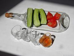 Набор для водки «Квартет», фото 1