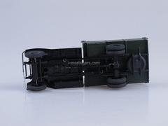 ZIS-3 AMO-3 board green 1:43 Nash Avtoprom