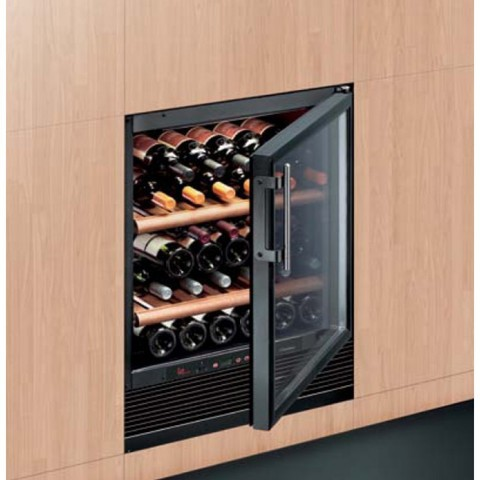 Встраиваемый винный шкаф IP Industrie CIR 141 CF X