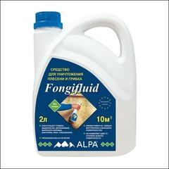 Раствор против плесени и грибка ALPA Fongifluid (Прозрачный)