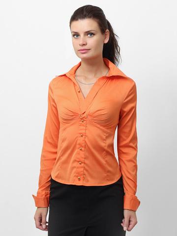 3339-1 фут-ка женская, оранжевая