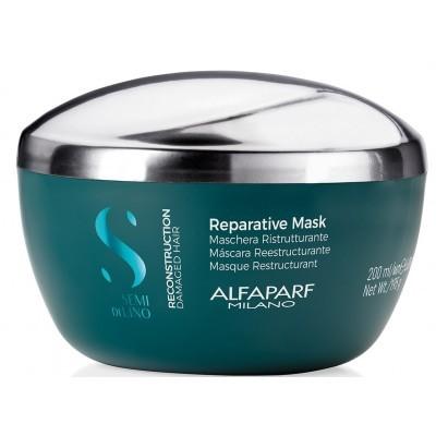 Alfaparf Milano SDL Reconstruction: Маска для поврежденных волос (SDL R Reparative Mask), 200мл/500мл