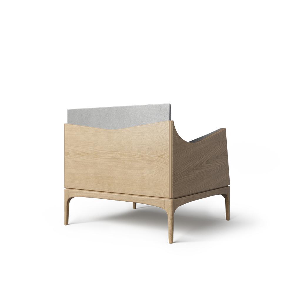 Кресло Tynd дуб - вид 3
