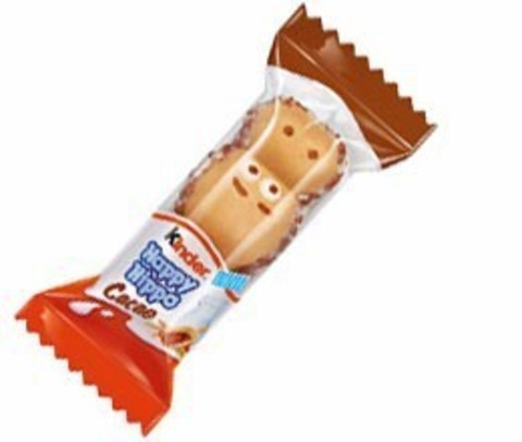 Бегемотик Kinder Happy Hippo Cacao 20 гр