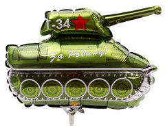 F Мини-фигура, Танк Т-34, 12