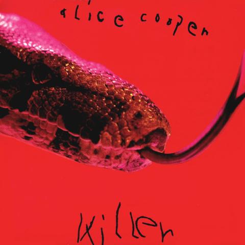 Виниловая пластинка. Alice Cooper – Killer