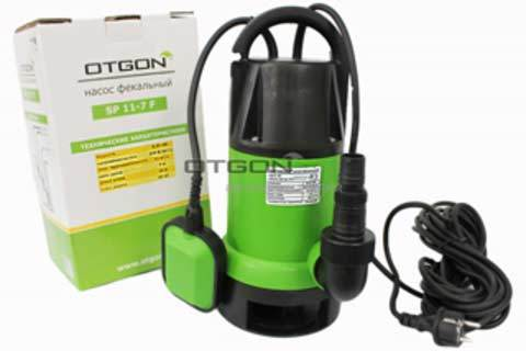 Фекальный насос OTGON SP 7,5-5 F