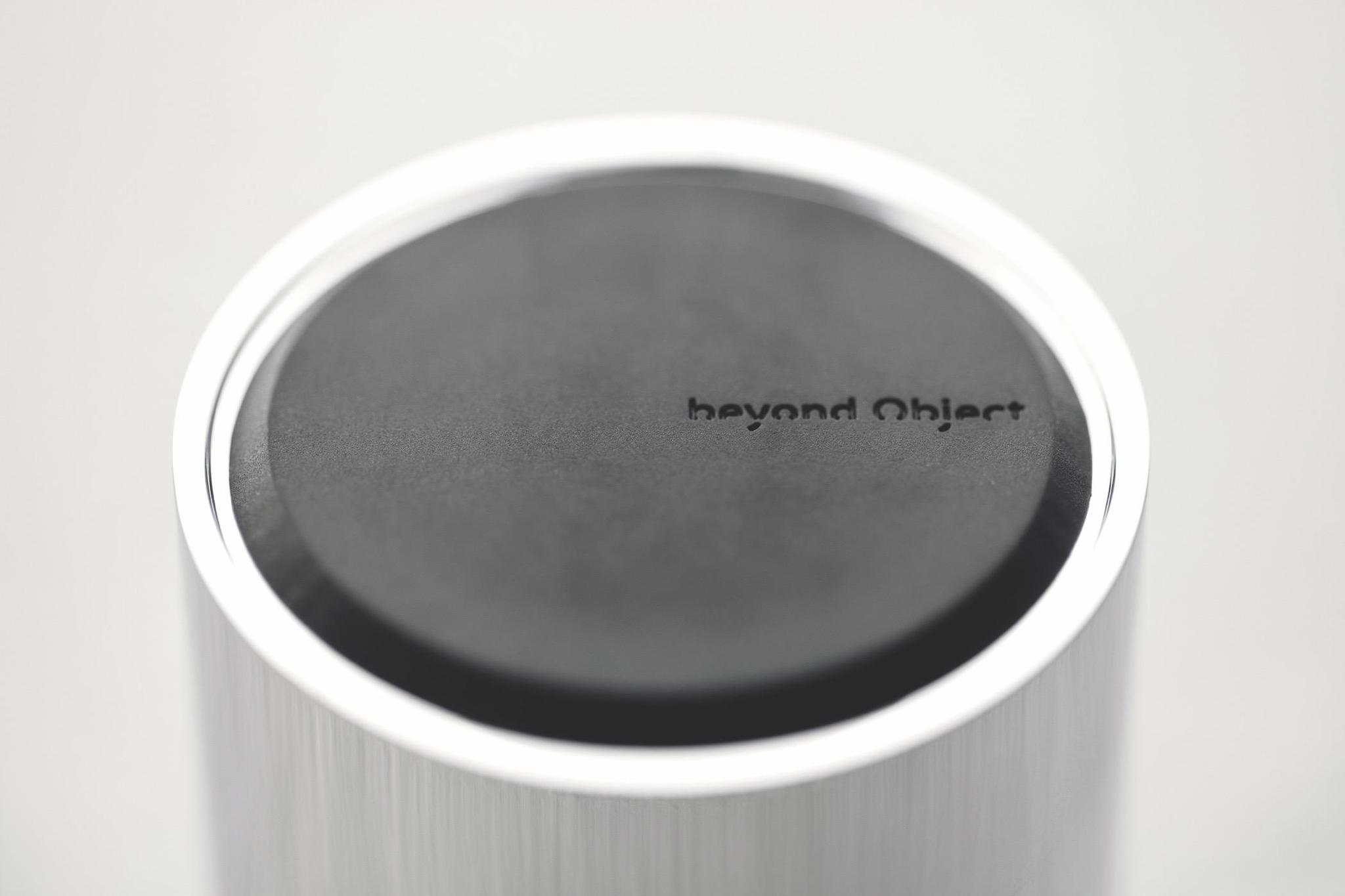 Beyond Object Funno Pencil Sharpener Black