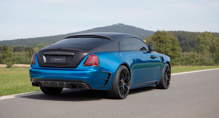 Обвес Mansory для Rolls-Royce Wraith