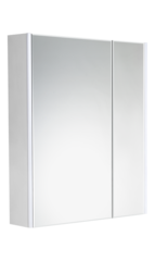 Зеркальный шкаф 60 см L Roca UP ZRU9303015 фото