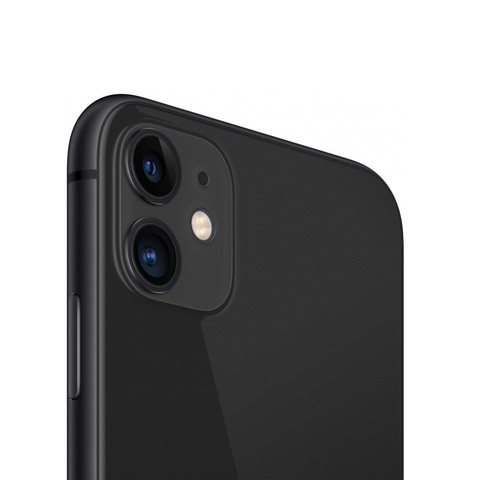 Смартфон Apple iPhone 11 64GB Black (черный) - РОСТЕСТ -