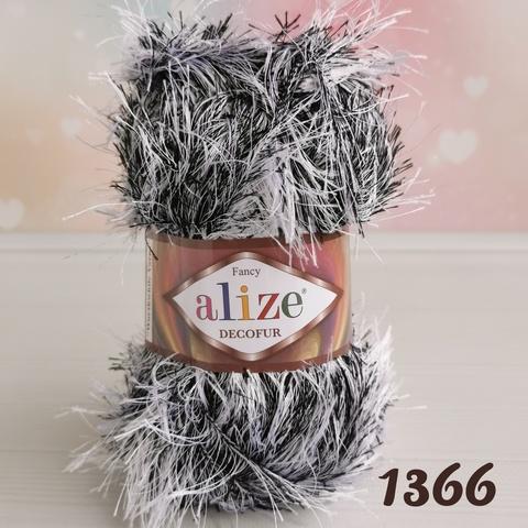ALIZE DECOFUR 1366, Белобурка