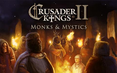 Crusader Kings II: Monks and Mystics -Expansion (для ПК, цифровой ключ)