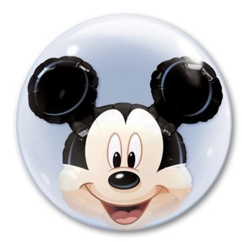 Воздушный шар Деко-бабл Микки-маус
