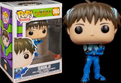 Evangelion Shinji Funko Pop! Vinyl Figure    Синдзи