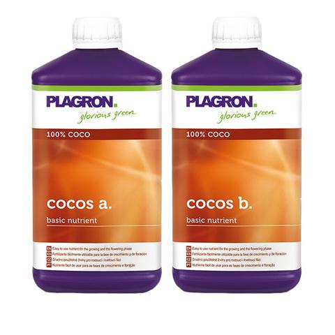 Минеральное удобрение Plagron Coco A+B