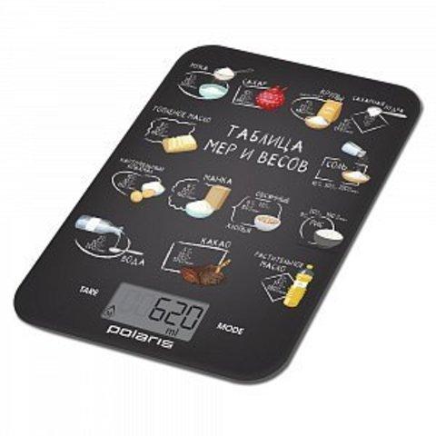 Весы кухонные Polaris PKS 1053DG