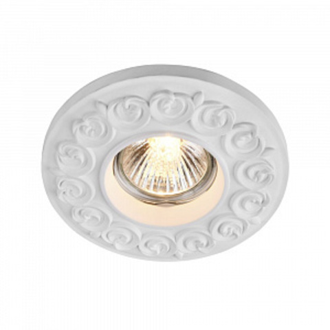 Встраиваемый светильник Gyps Classic DL279-1-01-W