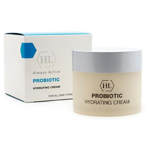 Holy Land ProBiotic: Увлажняющий крем для кожи лица любого типа (Hydrating Cream), 50мл