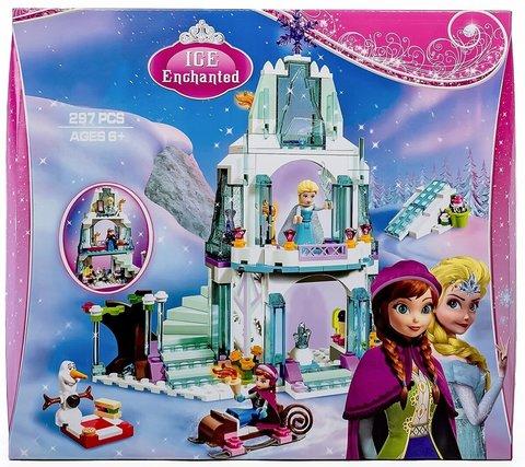 Конструктор 10435 Ледяной замок Эльзы