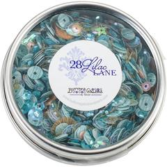 Пайетки 28 Lilac Lane Tin W/Sequins 40g Seaside Holiday