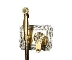 Гигиенический встраиваемый душ Bronze de Luxe 10136