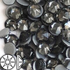 Купить стразы горячей фиксации оптом Xirius 8+8 граней Black Diamond