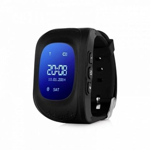 Детские часы Smart Baby Watch Q50 Black Чёрные