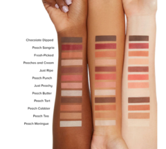 Too Faced Just Peachy Mattes Velvet Eyeshadow Palette палетка теней