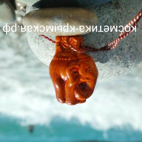 Аромакулон ручной работы «Слон»