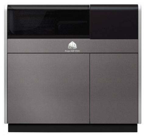 3D-принтер 3D Systems ProJet MJP 2500IC