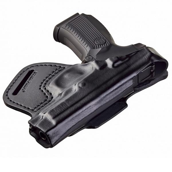 Кобура для пистолета Ярыгина (модиф. 2011 Г. и позже) поясная модель №6 Стич Профи