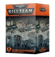Killzone: Sector Mechanicus
