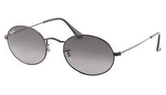 Oval Flat Lenses RB 3547N 002/71