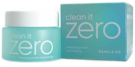 BANILA CO Clean It Zero Revitalizing освежающий гидрофильный бальзам 100мл