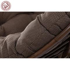 Кресло механическое PAPASAN Luxury (подушка ткань триплированная ЗТ12 цвет бежевый ромб)