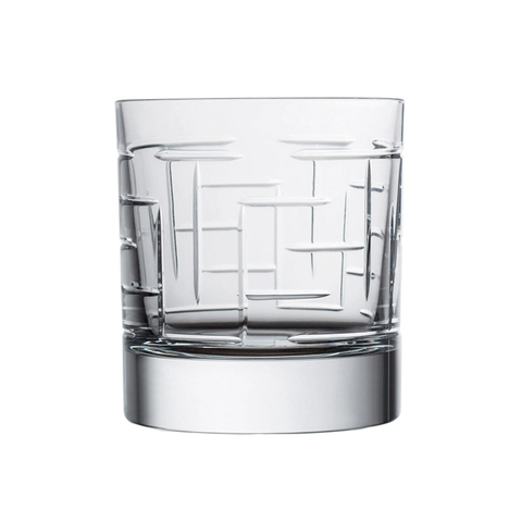 Набор стаканов для виски RCR Labirinth Style Prestige 290 мл (2 шт)