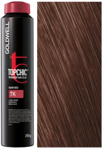 Goldwell Topchic 7K медный блондин TC 250ml