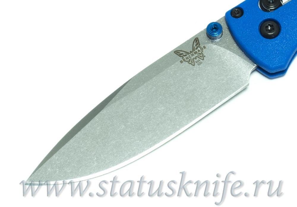 Нож Benchmade BUGOUT 535 - фотография