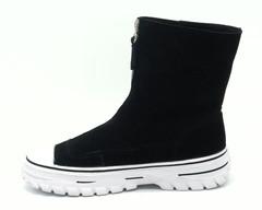 504ц Ботинки зима