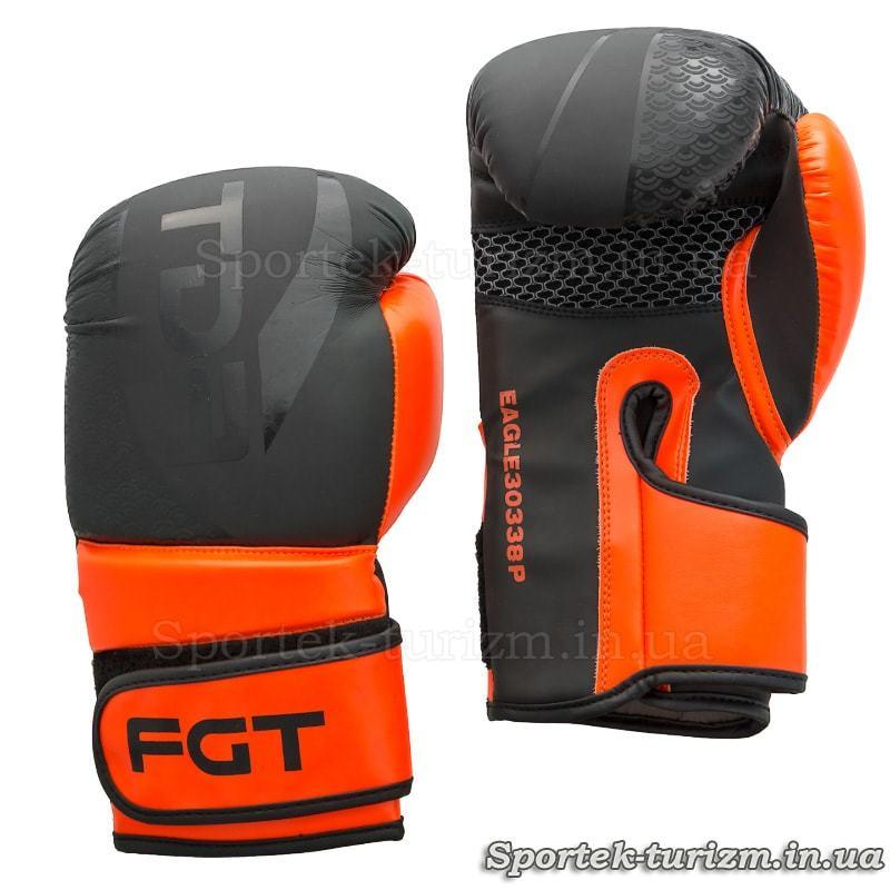 Боксерські перчатки FGT, Flex, 10oz