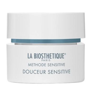 La Biosthetique Methode Sensitive: Успокаивающий крем для восстановления липидного баланса сихой, чувствительной кожи лица (Douceur Sensitive), 50мл
