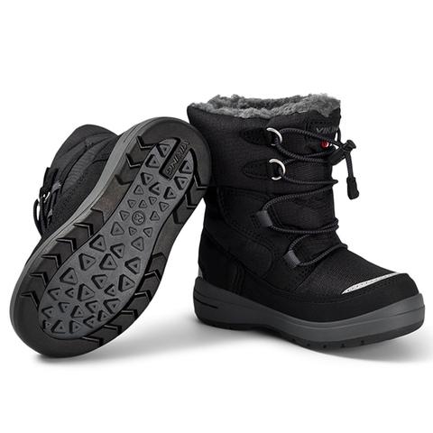 Зимние сапоги Viking Haslum GTX Black