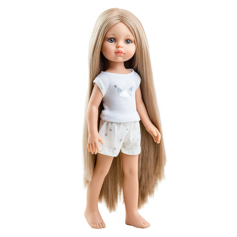 Кукла Карла Рапунцель, Паола Рейна, 32 см