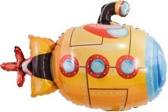 К Фигура, Подводная лодка, оранжевый, 38