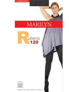Колготки Marilyn Rubens Cotton 120