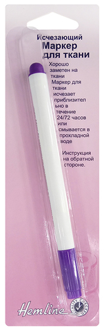 МАРКЕР ИСЧЕЗАЮЩИЙ-296-HEMLINE
