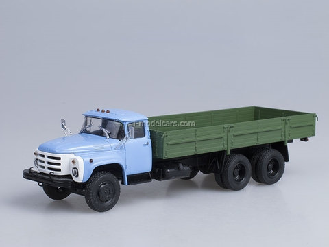 ZIL-133GYa board blue-green AutoHistory 1:43