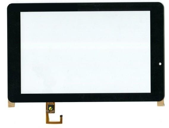 Сенсорное стекло, тачскрин 100-089F-1120 для планшета Iconbit NT-3909T
