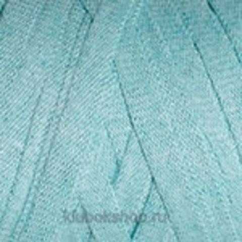 Ленточная пряжа YarnArt Ribbon цвет 775 Мята - купить в интернет-магазине недорого klubokshop.ru